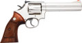 Handguns:Double Action Revolver, Smith & Wesson Model 586 Double Action Rifle....