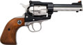 Handguns:Single Action Revolver, Customized Sturm-Ruger New Model Single-Six Revolver....