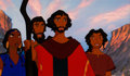 "Animation Art:Limited Edition Cel, Prince of Egypt ""When You Believe"" Moses Signed LimitedEdition Cel #21/275 (DreamWorks, 1998).... (Total: 2 Items)"