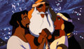 """Animation Art:Limited Edition Cel, Prince of Egypt """"Through Heaven's Eyes"""" Moses Signed Limited Edition Cel #21/275 (DreamWorks, 1998).... (Total: 2 Items)"""