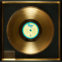 [Gold Records]. Gold Record Award for Rod McKuen: The Amsterdam Concert. Stanyan Records, [1972