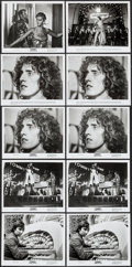 """Movie Posters:Rock and Roll, Tommy (Columbia, 1975). Photos (10) (8"""" X 10""""). Rock and Roll.. ...(Total: 10 Items)"""