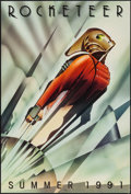 "Movie Posters:Action, Rocketeer (Walt Disney Pictures, 1991). One Sheet (27"" X 40"") DSAdvance. Action.. ..."