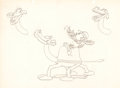 Animation Art:Production Drawing, Oswald the Lucky Rabbit in Africa Oswald and OthersDevelopment/Model Drawings Group of 2 (Walter Lantz, 1930)....(Total: 2 Original Art)