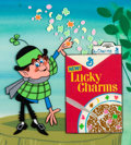 Animation Art:Production Cel, Lucky Charms Lucky the Leprechaun Production Cel Setup(General Mills, 1964)....