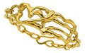 Estate Jewelry:Bracelets, Gold Bracelet, Jean Mahie. ...