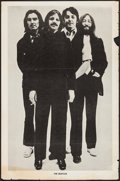 """Movie Posters:Rock and Roll, The Beatles (1970s). Personality Poster (23"""" X 35""""). Rock andRoll.. ..."""