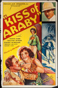 "Movie Posters:Adventure, Kiss of Araby (Monarch, 1933). One Sheet (27"" X 41""). Adventure....."
