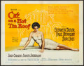 "Movie Posters:Drama, Cat on a Hot Tin Roof (MGM, 1958). Half Sheet (22"" X 28"") Style A. Drama.. ..."
