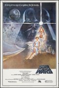 """Movie Posters:Science Fiction, Star Wars (20th Century Fox, 1977). Poster (40"""" X 60""""). ScienceFiction.. ..."""