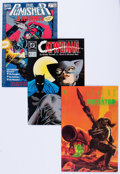 Modern Age (1980-Present):Miscellaneous, Modern Age Comics Half Short Box Group (Various Publishers, 1989-90) Condition: Average NM-....