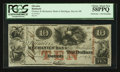 Obsoletes By State:Michigan, Detroit, MI- The Farmers and Mechanics' Bank of Michigan $10 July 1, 1864 Remainder G108a Lee DET-3-21. ...