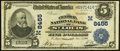 National Bank Notes:Missouri, Saint Louis, MO - $5 1902 Date Back Fr. 592 The Central NB Ch. #(M)8455. ...