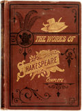 Books:Literature Pre-1900, William Shakespeare. [The Works of Shakespeare]. [New York]: [Hurst & Co.], [n.d. late nineteenth century]....