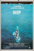 "Movie Posters:Adventure, The Deep & Others Lot (Columbia, 1977). Posters (3) (40"" X60""). Adventure.. ... (Total: 3 Items)"