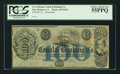 Obsoletes By State:Louisiana, New Orleans, LA - Canal & Banking Co.. $100 18__ Remainder G56a. ...
