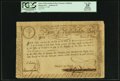 Colonial Notes:Massachusetts, State of Massachusetts Bay £30 Treasury Certificate February 5,1780 Anderson MA-16 PCGS Apparent Very Fine 35.. ...