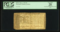 Colonial Notes:Maryland, Maryland January 1, 1767 $6 PCGS Apparent Very Fine 20.. ...