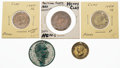 Political:Tokens & Medals, Henry Clay: Five Medals.... (Total: 5 Items)