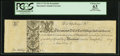 Colonial Notes:Maryland, Maryland 1733 10s PCGS Apparent Choice New 63.. ...