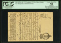 Colonial Notes:New Hampshire, New Hampshire May 20, 1717 Redated 1729 15s Cohen Reprint PCGSApparent Choice About New 58.. ...