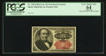 Fractional Currency:Fifth Issue, Fr. 1309 25¢ Fifth Issue PCGS Apparent Very Choice New 64.. ...