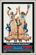 "Movie Posters:Sports, North Dallas Forty & Others Lot (Paramount, 1979). Posters (3) (40"" X 60""). Sports.. ... (Total: 3 Items)"