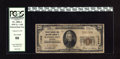 National Bank Notes:Missouri, Kansas City, MO - $20 1929 Ty. 1 Fidelity NB & TC Ch. # 11344.The Fidelity would exit the Kansas City banking stage on ...