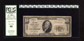 National Bank Notes:Missouri, Saint Louis, MO - $10 1929 Ty. 1 The Grand NB Ch. # 12220. Thisbank had three titles with the second title being The Gr...