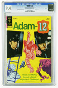 Bronze Age (1970-1979):Miscellaneous, Adam 12 #3 File Copy (Gold Key, 1974) CGC NM 9.4 Off-white to whitepages. Photo cover. Overstreet 2005 NM- 9.2 value = $42....