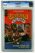 Bronze Age (1970-1979):Humor, Banana Splits #7 File Copy (Gold Key, 1971) CGC NM- 9.2 Off-whiteto white pages. Photo cover. Overstreet 2005 NM- 9.2 value...