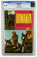 Silver Age (1956-1969):Western, Bonanza #31 File Copy (Gold Key, 1969) CGC NM 9.4 Off-white pages.Photo cover. Overstreet 2005 NM- 9.2 value = $80. CGC cen...
