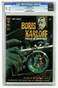 Silver Age (1956-1969):Horror, Boris Karloff Tales of Mystery #15 File Copy (Gold Key, 1966) CGC NM- 9.2 Cream to off-white pages. Painted cover. Reed Cran...