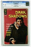 Silver Age (1956-1969):Horror, Dark Shadows #2 File Copy (Gold Key, 1969) CGC NM- 9.2 Cream tooff-white pages. Photo cover. Joe Certa art. Overstreet 2005...