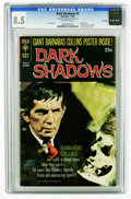Silver Age (1956-1969):Horror, Dark Shadows #3 File Copy (Gold Key, 1969) CGC VF+ 8.5 Off-white pages. Photo cover. Joe Certa art. Includes pull-out poster...