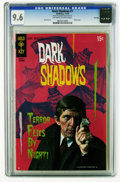 Bronze Age (1970-1979):Horror, Dark Shadows #7 File Copy (Gold Key, 1970) CGC NM+ 9.6 Off-white towhite pages. Last photo cover. Joe Certa art. Overstreet...
