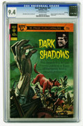 Bronze Age (1970-1979):Horror, Dark Shadows #23 File Copy (Gold Key, 1973) CGC NM 9.4 Off-whitepages. Painted cover. Overstreet 2005 NM- 9.2 value = $60. ...