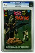 Bronze Age (1970-1979):Horror, Dark Shadows #24 File Copy (Gold Key, 1974) CGC NM 9.4 Off-whitepages. Arnold Drake story. Joe Certa art. Painted cover. Ov...