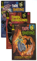 Bronze Age (1970-1979):Horror, Dark Shadows #13, 18, and 19 Group (Gold Key, 1972-73) Condition:VF. Ten comics of three issues, including #13, 18 (4 copie...(Total: 10 Comic Books)