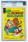 Bronze Age (1970-1979):Cartoon Character, Roman Holidays, The #1 File Copy (Gold Key, 1973) CGC NM 9.4 Off-white to white pages. Overstreet 2005 NM- 9.2 value = $60. ...