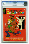 Bronze Age (1970-1979):Cartoon Character, Scooby Doo #7 File Copy (Gold Key, 1971) CGC NM 9.4 Off-white towhite pages. Overstreet 2005 NM- 9.2 value = $85. CGC censu...