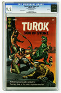 Silver Age (1956-1969):Adventure, Turok #48 File Copy (Gold Key, 1965) CGC NM- 9.2 Off-white pages. Painted cover. Alberto Giolitti art. Overstreet 2005 NM- 9...