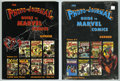 Books:Reference, Photo-Journal Guide to Marvel Comic Books, The Two Volume Hardback Set (Gerber Publishing, 1991). Nice, unused copies of the... (Total: 2)