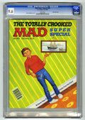 Magazines:Mad, Mad Special #60 Gaines File pedigree (EC, 1987) CGC NM+ 9.6 Whitepages. Richard Williams cover. Overstreet 2005 NM- 9.2 val...