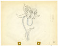 "Original Comic Art:Miscellaneous, Walt Disney Studios - ""The Water Babies"" Animation Production Drawing Original Art (Disney, 1935). A cute and cuddly water b..."