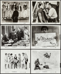 """The Errand Boy & Others Lot (Paramount, 1961). Photos (12) (8"""" X 10""""). Comedy. ... (Total: 12 Items)"""