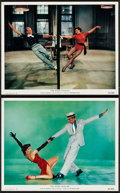"""Movie Posters:Musical, The Band Wagon (MGM, 1953). Color Photos (2) (8"""" X 10""""). Musical..... (Total: 2 Items)"""