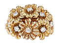 Estate Jewelry:Rings, Diamond, Gold Ring, Van Cleef & Arpels, French. ...