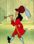 Animation Art:Production Cel, This is Your Life Donald Duck Captain Hook Production Cel(Walt Disney, 1960)....