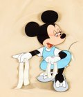 Animation Art:Production Cel, Minnie Mouse First Aiders Production Cel (Walt Disney,1944)....